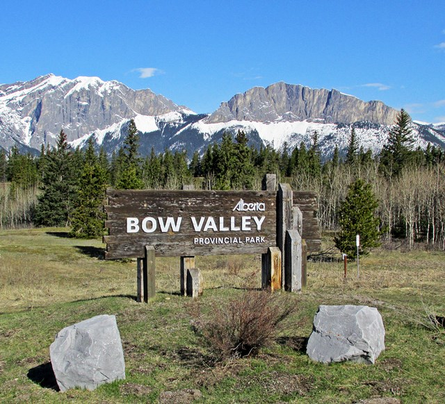 Bow Valley Park Campgrounds